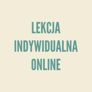 Matura z chemii - lekcja indywidualna online