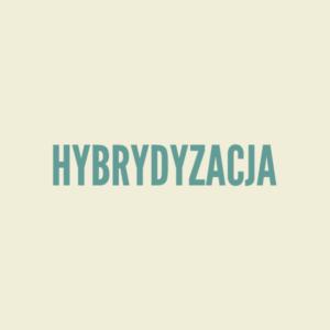 Hybrydyzacja - teoria i rozwiązywanie zadań